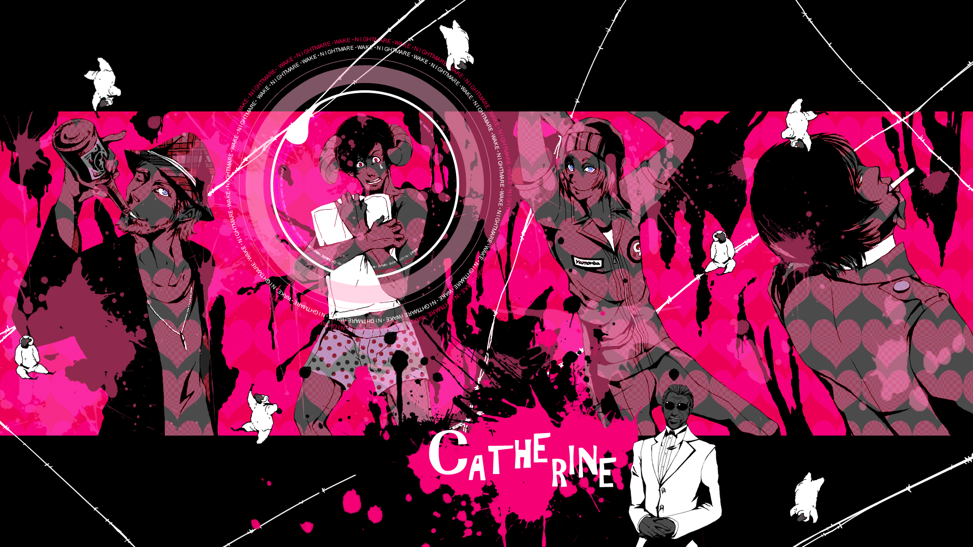 Catherine Game Cover
