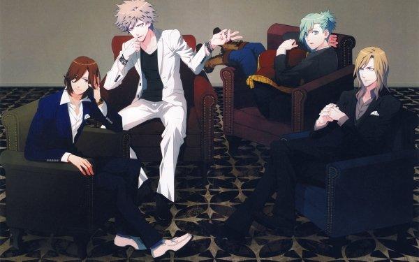Anime Uta no Prince-sama Camus Mikaze Ai Kotobuki Reiji Kurosaki Ranmaru HD Wallpaper | Background Image