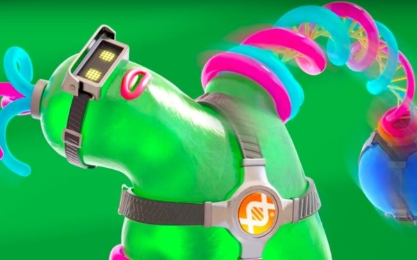 Video Game Arms Helix HD Wallpaper | Background Image