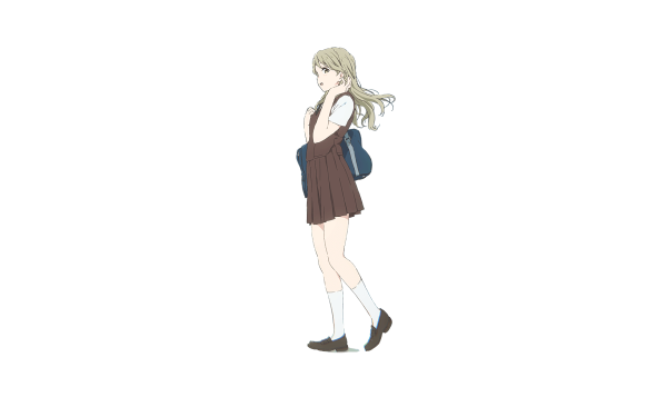 Anime Koe No Katachi Miki Kawai HD Wallpaper   Background Image