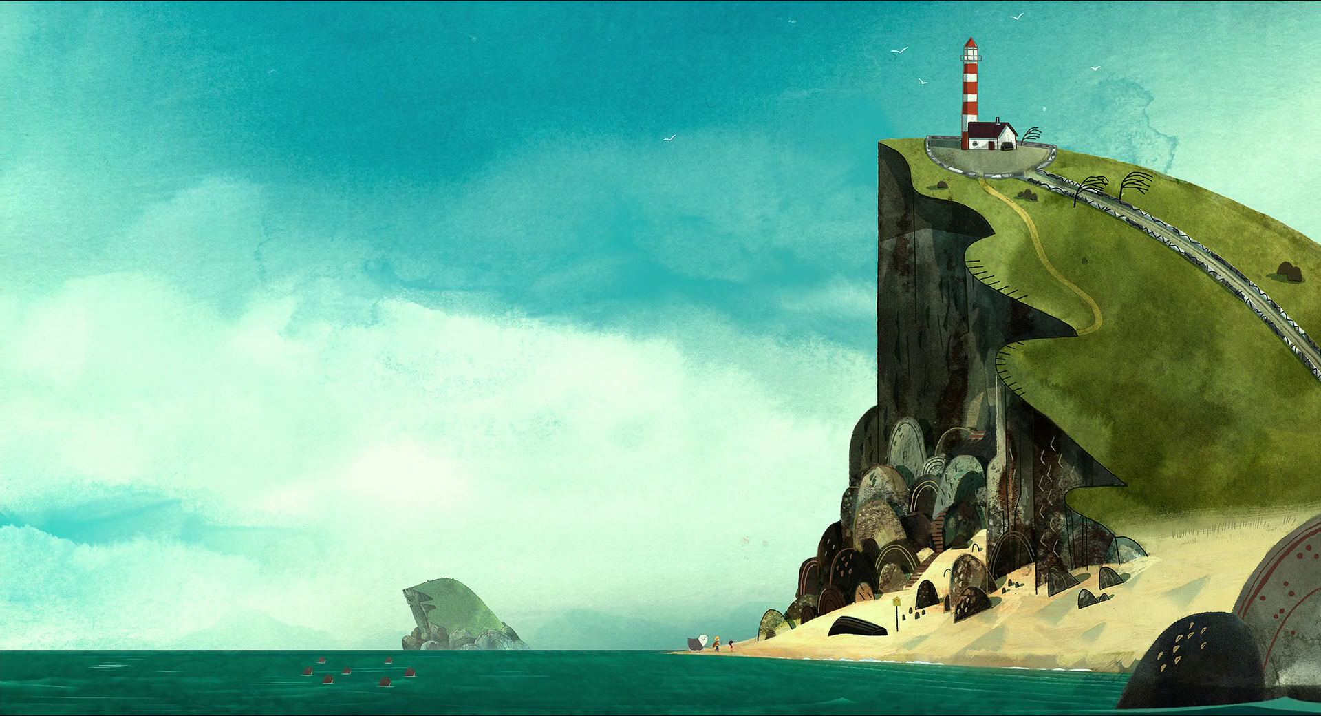 Movie - Song of the Sea  Wallpaper