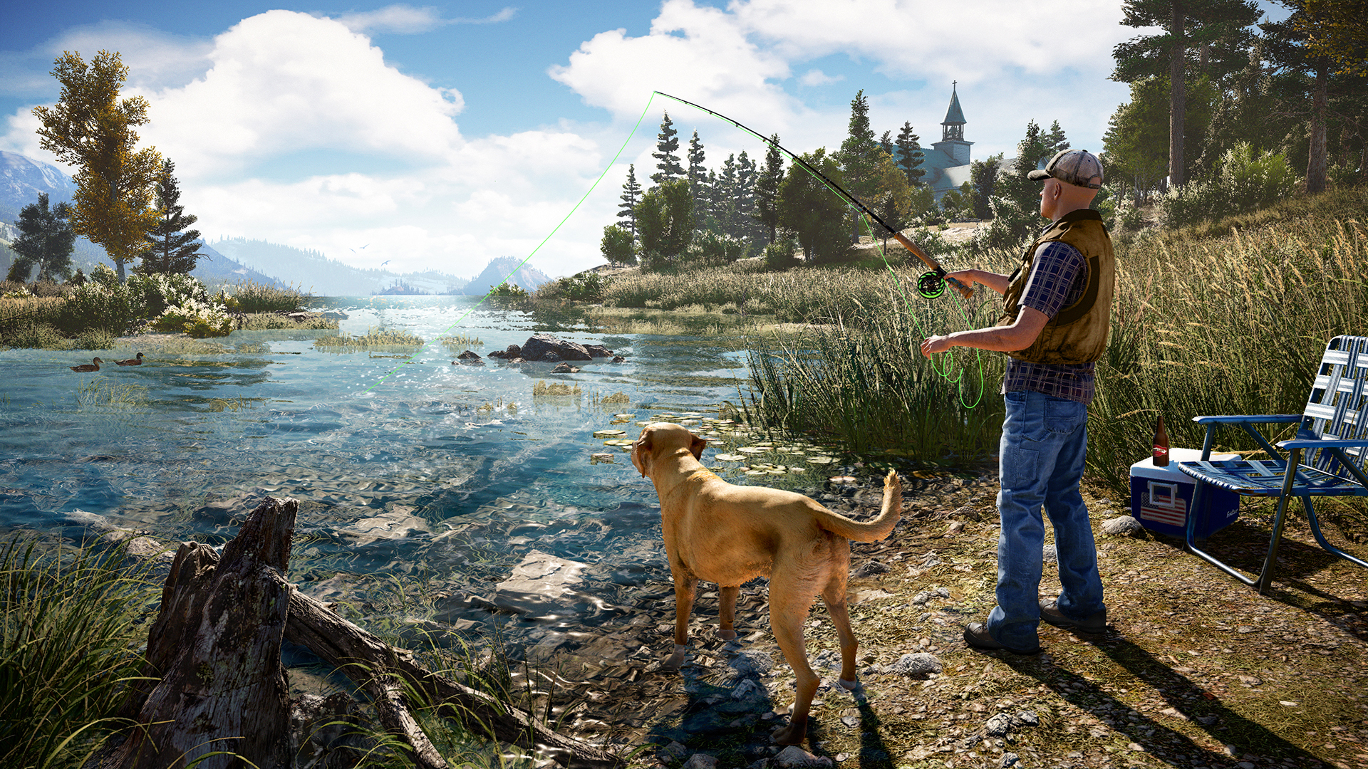 Far Cry 5 Wallpapers: Far Cry 5 HD Wallpaper