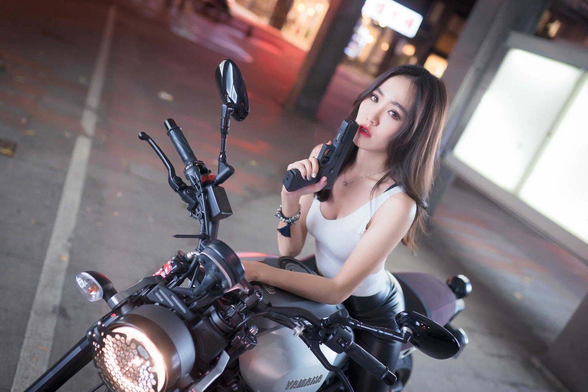 Harley Davidson Motorcycle 4k Ultra HD Wallpaper and