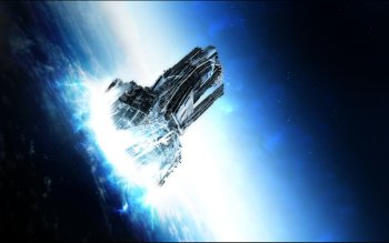 Sci Fi - Spaceship Wallpapers and Backgrounds ID : 83804