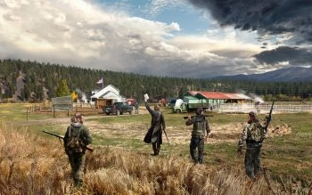 61 Far Cry 5 Hd Wallpapers Background Images Wallpaper Abyss