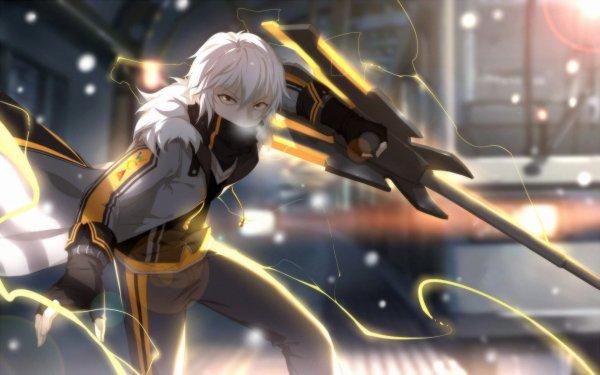Anime A Certain Scientific Railgun A Certain Magical Index Accelerator HD Wallpaper | Background Image