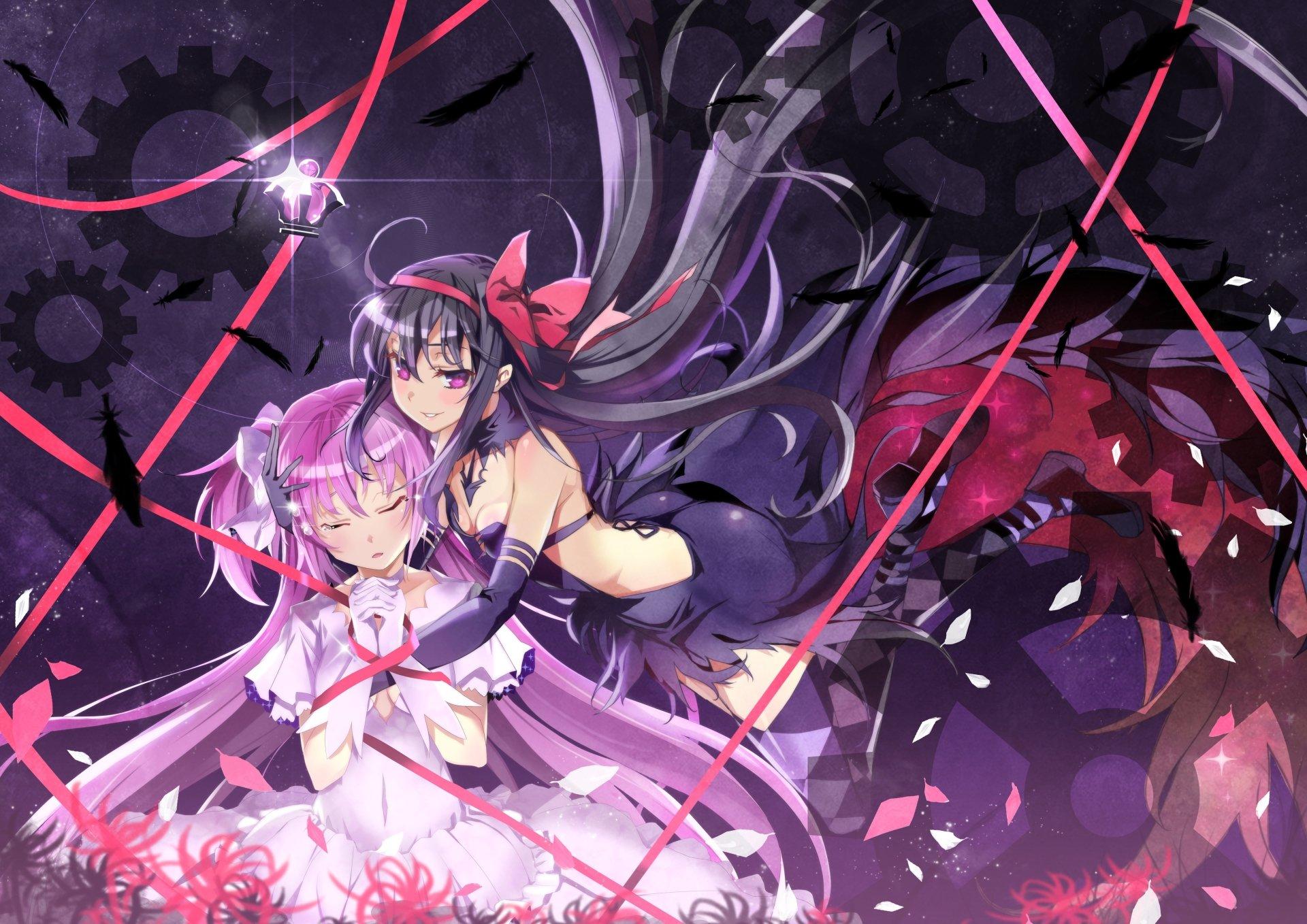 1269 Puella Magi Madoka Magica HD Wallpapers   Background ...