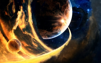 Science-Fiction - Planet Wallpapers and Backgrounds ID : 84186