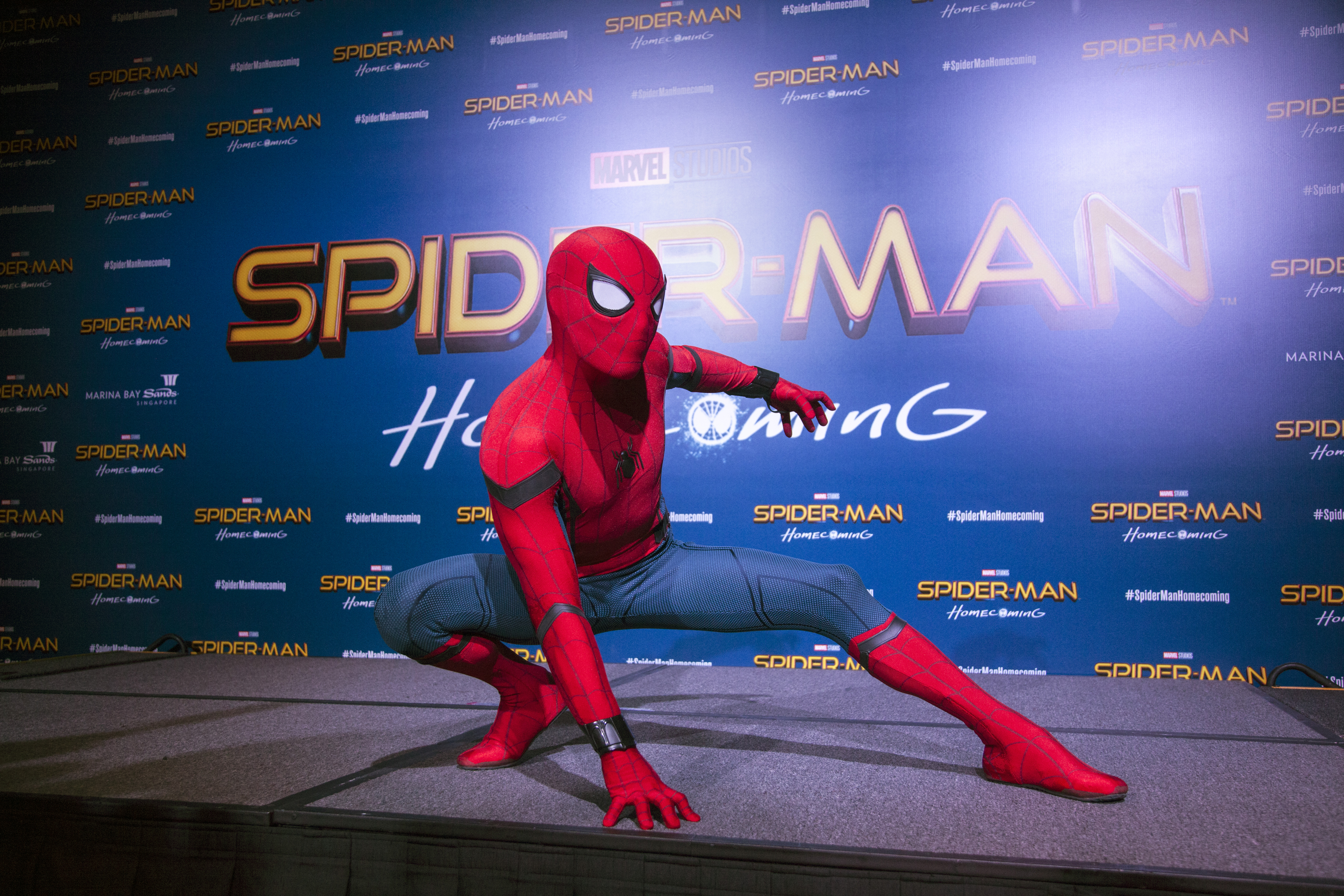 52 4k Ultra Hd Spider Man Homecoming Wallpapers