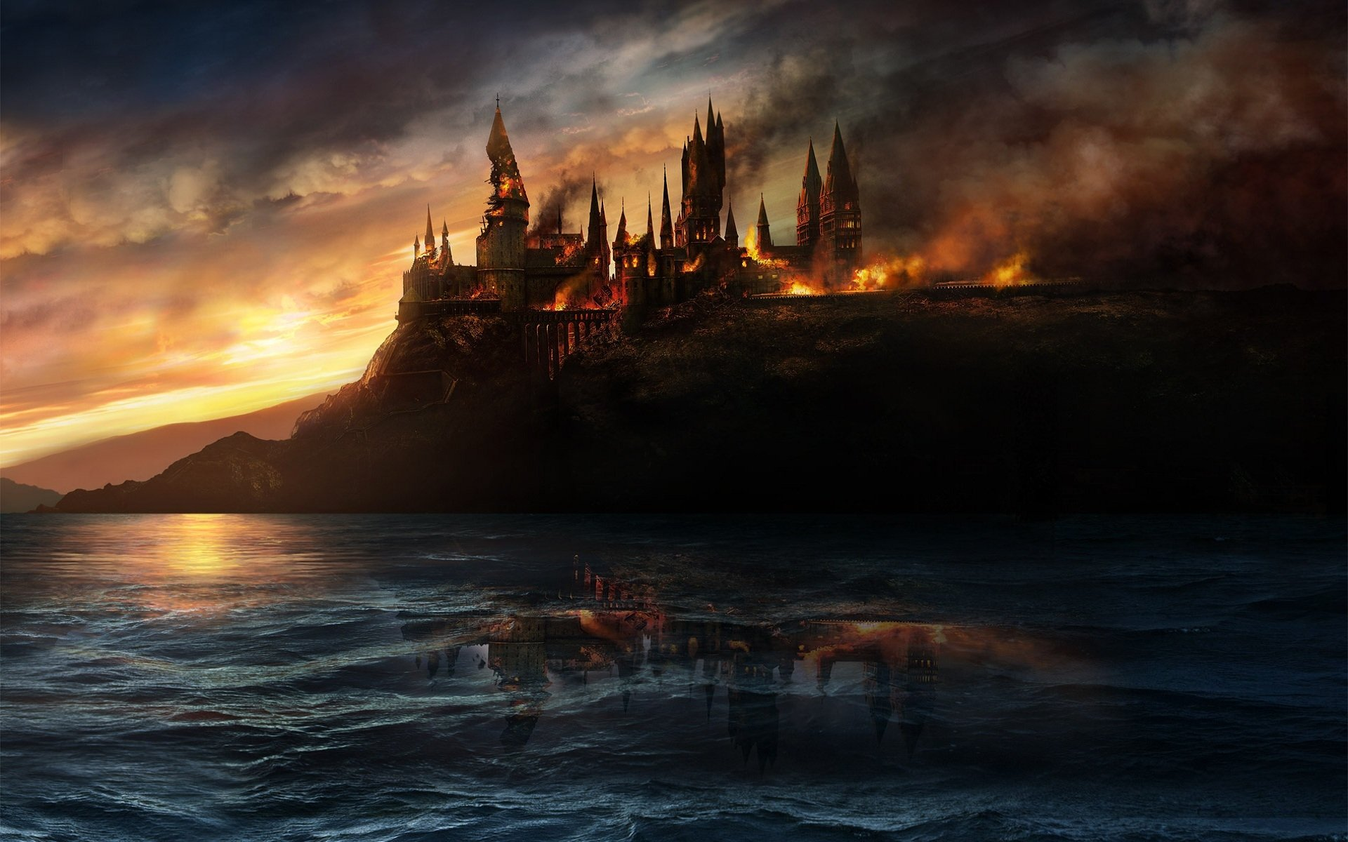 390 Harry Potter Hd Wallpapers Background Images