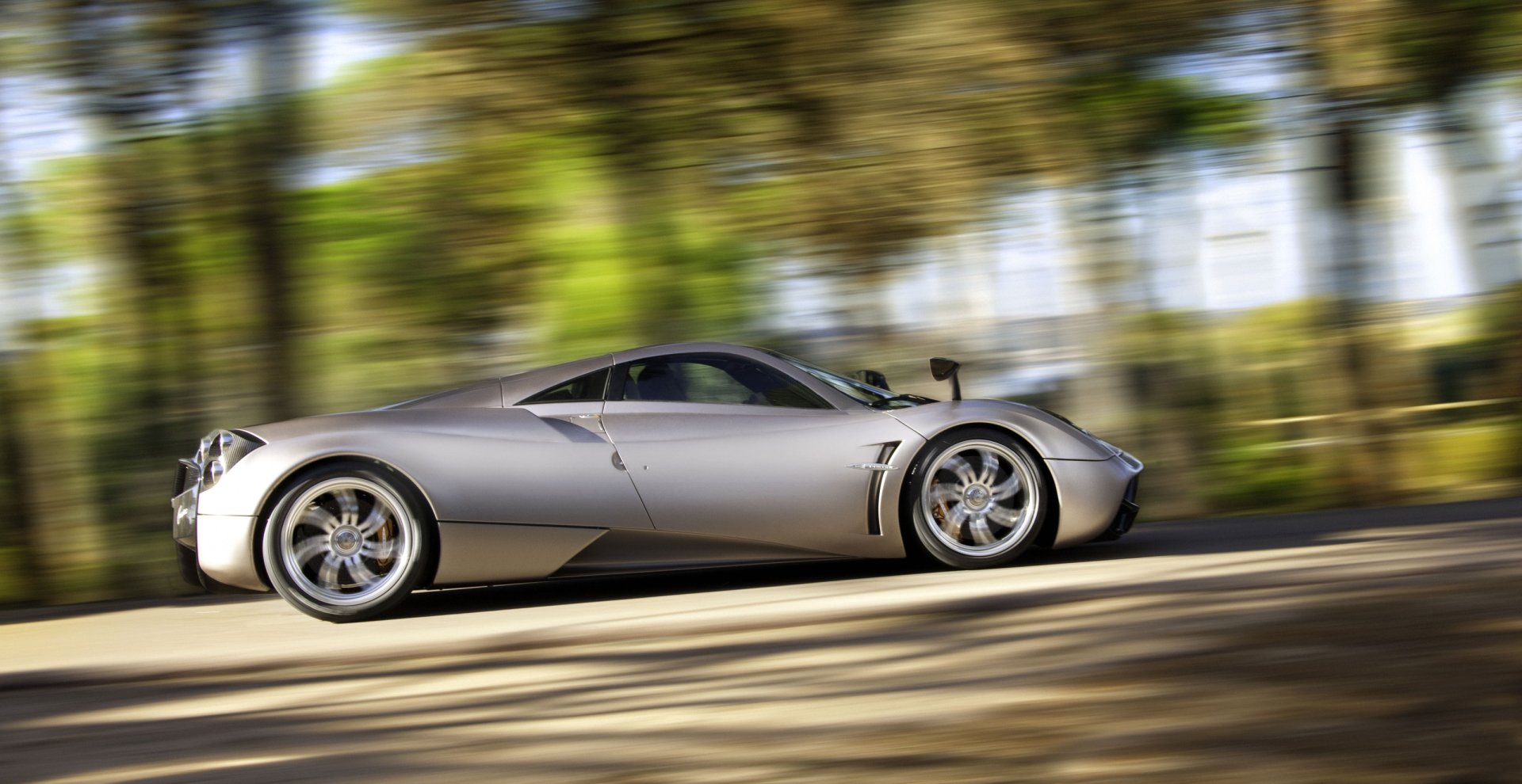Vehicles - Pagani Huayra  Pagani Huayra Prototype Pagani Supercar Car Vehicle Wallpaper