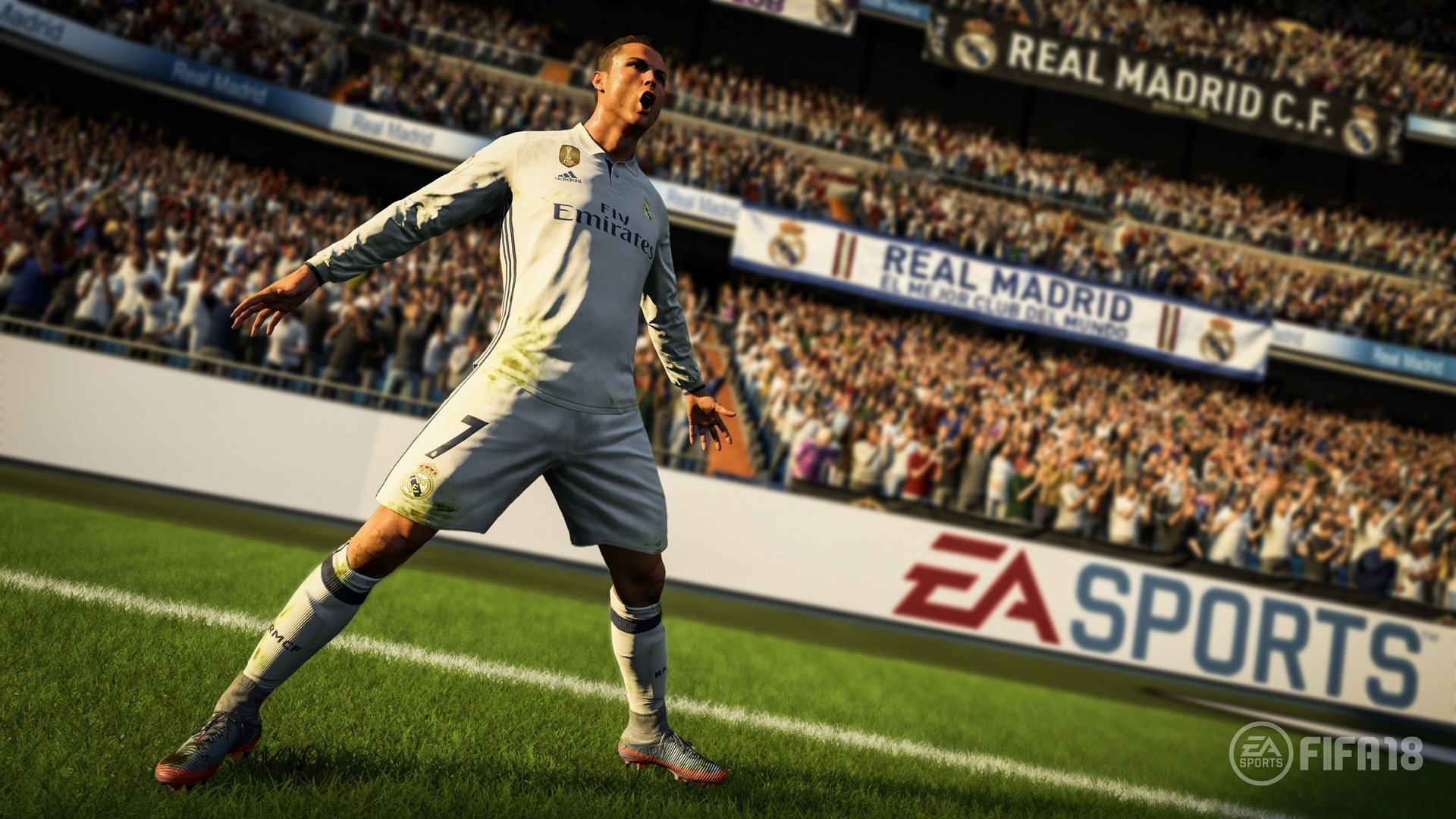 8 FIFA 18 HD Wallpapers
