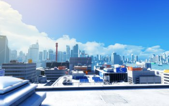Video Game - Mirror's Edge Wallpapers and Backgrounds ID : 84374