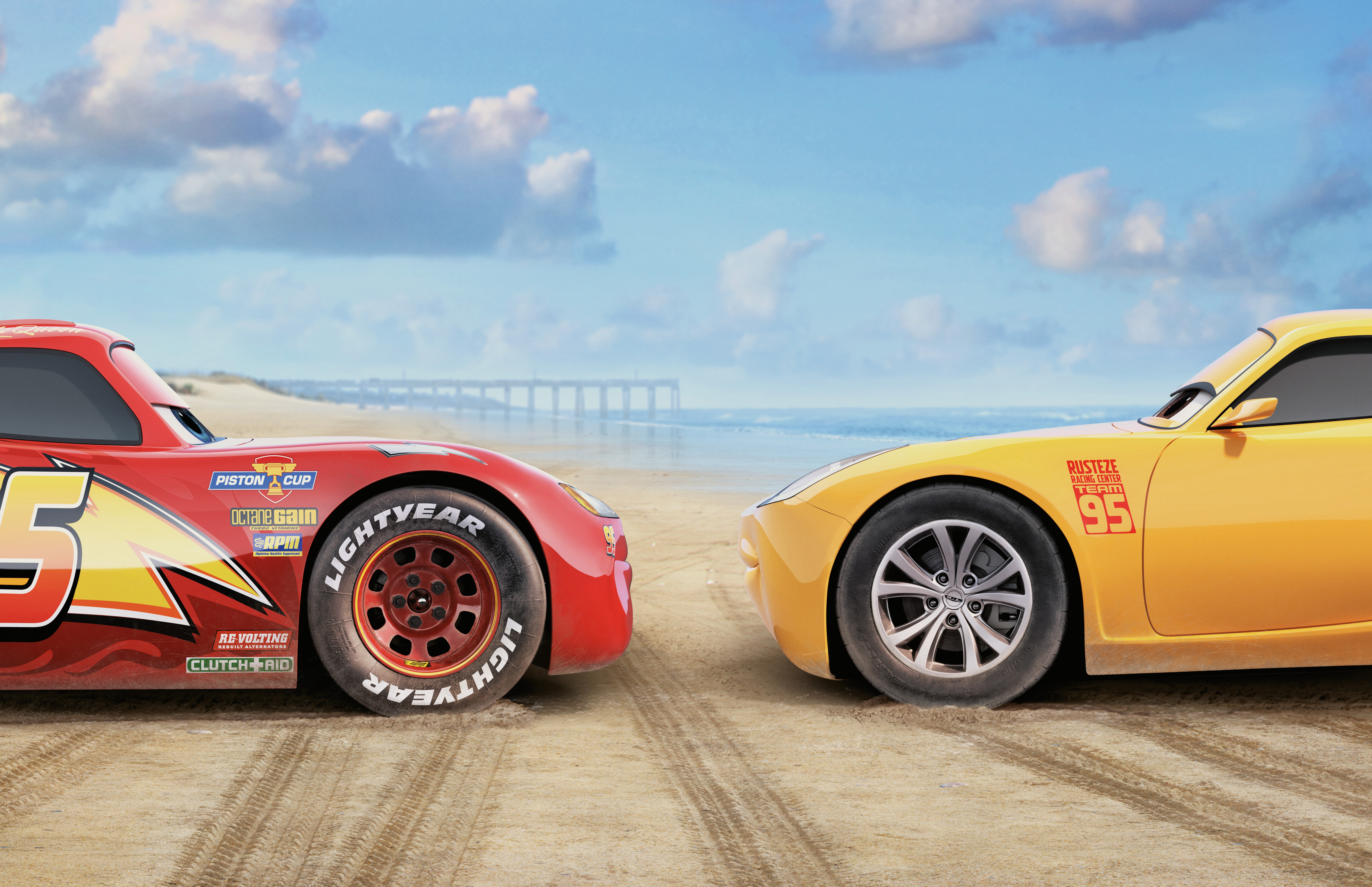 28 Cars 3 Hd Wallpapers Background Images Wallpaper Abyss