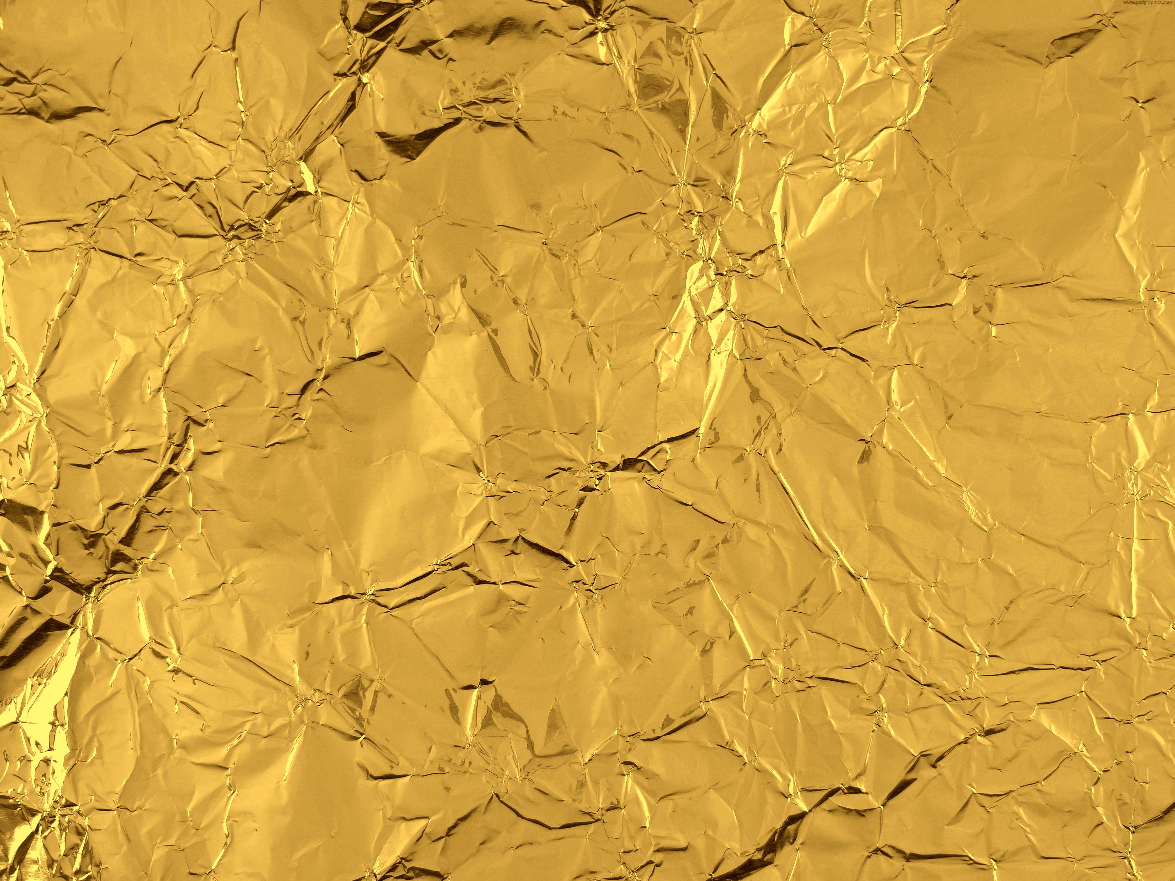 Gold Foil Texture 4k Ultra HD Wallpaper And Background Image