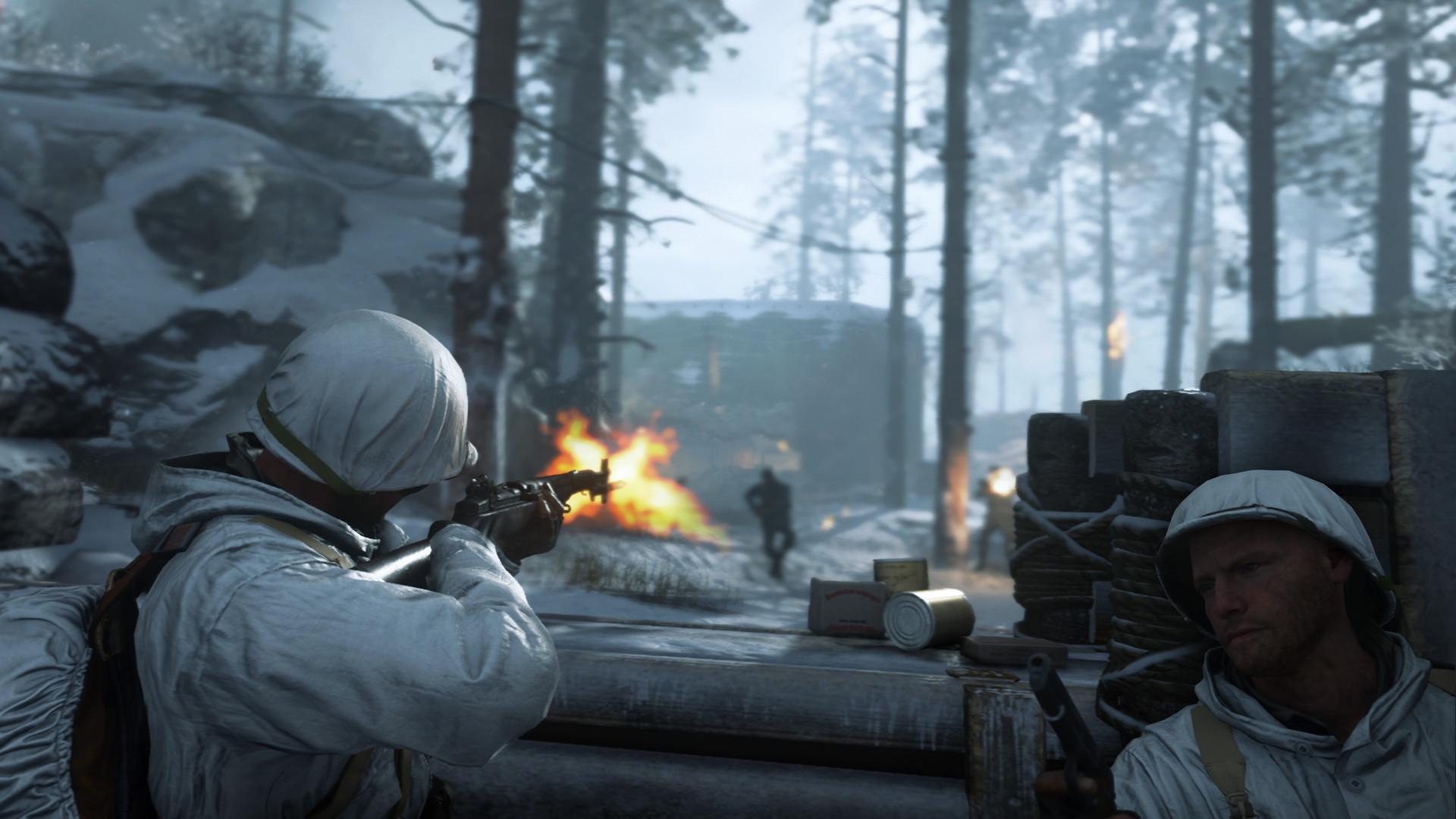 Call of Duty: WWII Fondo de pantalla HD | Fondo de Escritorio ...