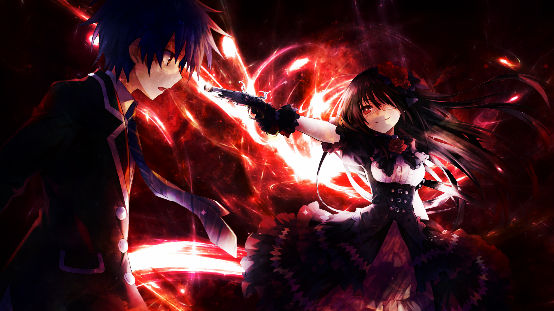 Date A Live Hd Wallpaper Background Image 1920x1080 Id