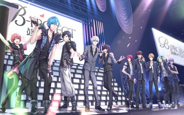 Anime B-Project HD Wallpaper   Background Image