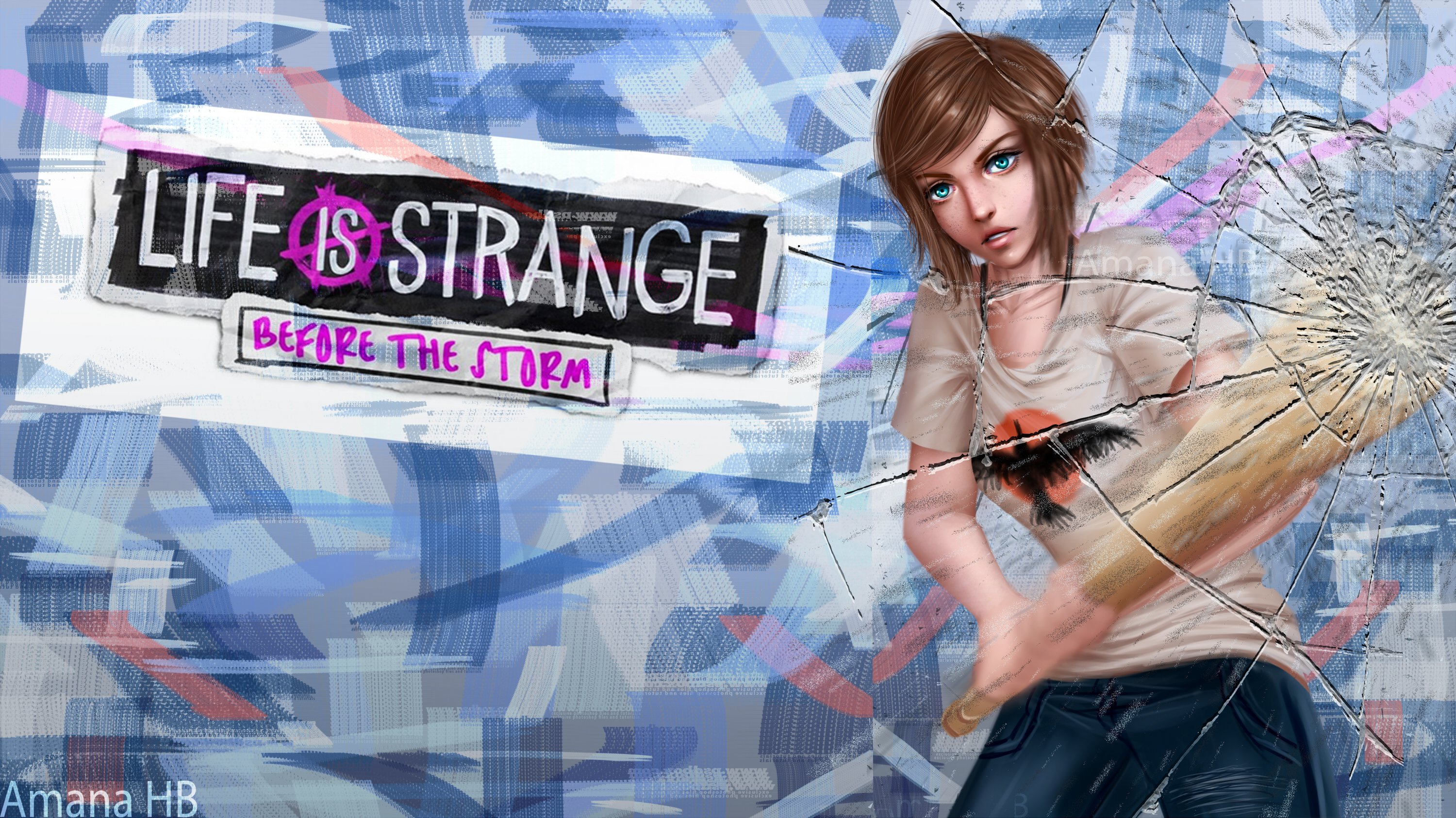 Life Is Strange Before The Storm Wallpaper: Life Is Strange Before The Storm Wallpaper HD Wallpaper