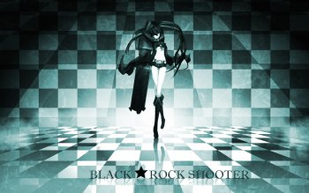 Anime - Black Rock Shooter Wallpapers and Backgrounds ID : 84926