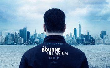 Movie - The Bourne Ultimatum Wallpapers and Backgrounds ID : 8494