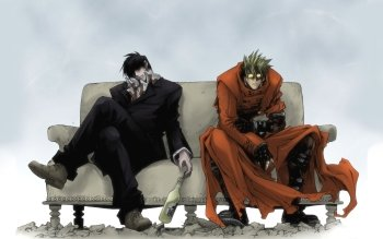 53 Trigun Hd Wallpapers Background Images Wallpaper Abyss