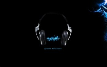 Música - Headphones Wallpapers and Backgrounds ID : 85006