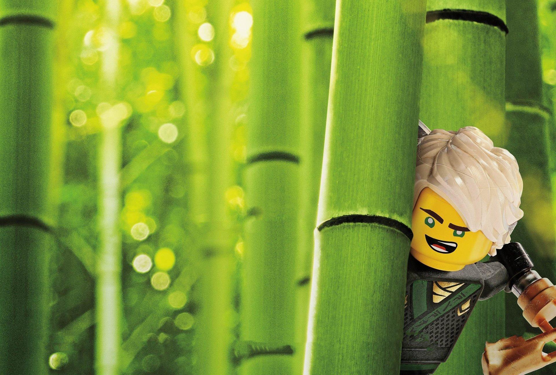 电影 - The Lego Ninjago Movie  乐高 竹 壁纸