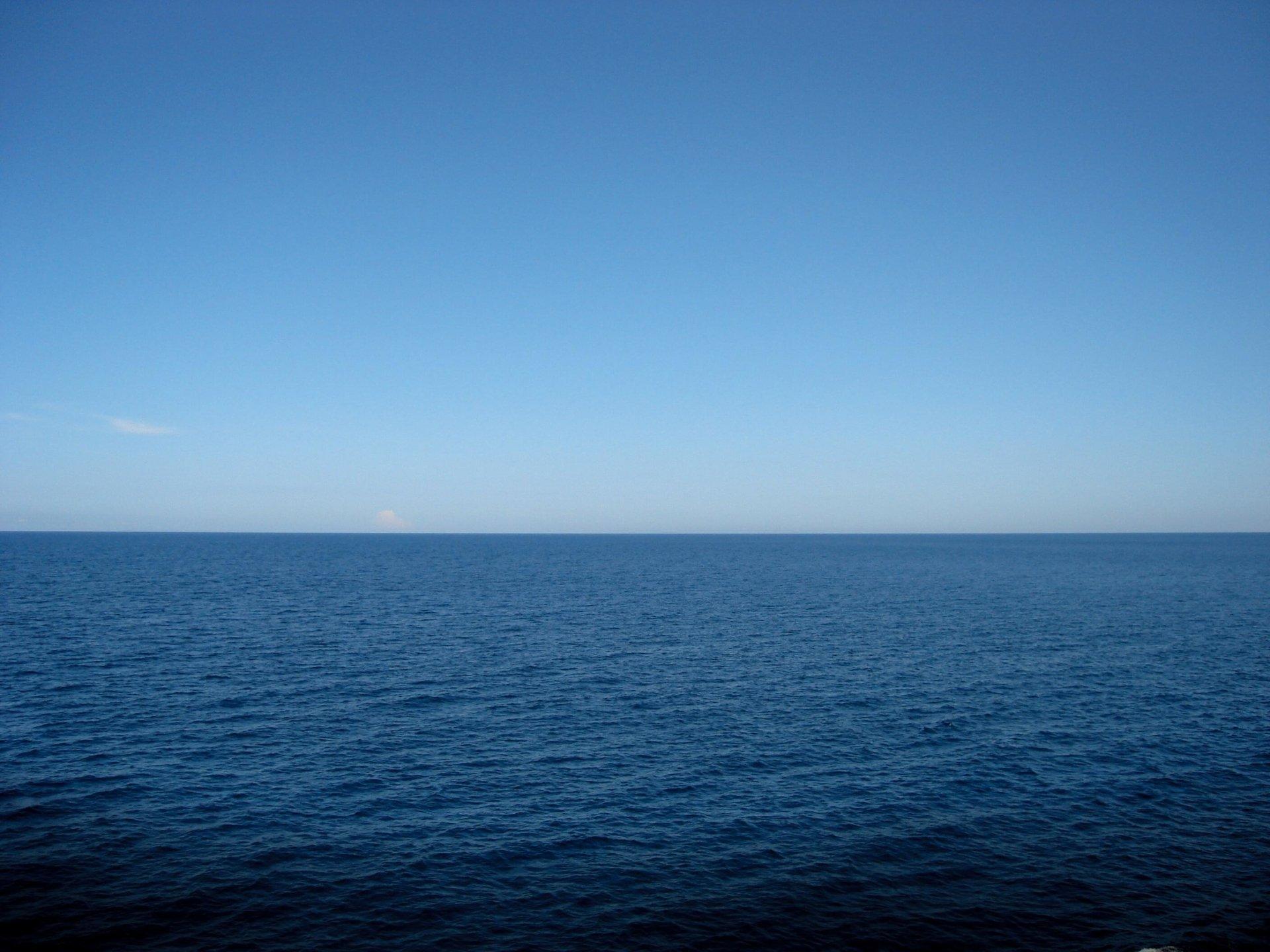 Earth - Ocean  Wallpaper