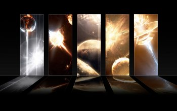 Science-Fiction - Explosion Wallpapers and Backgrounds ID : 85204