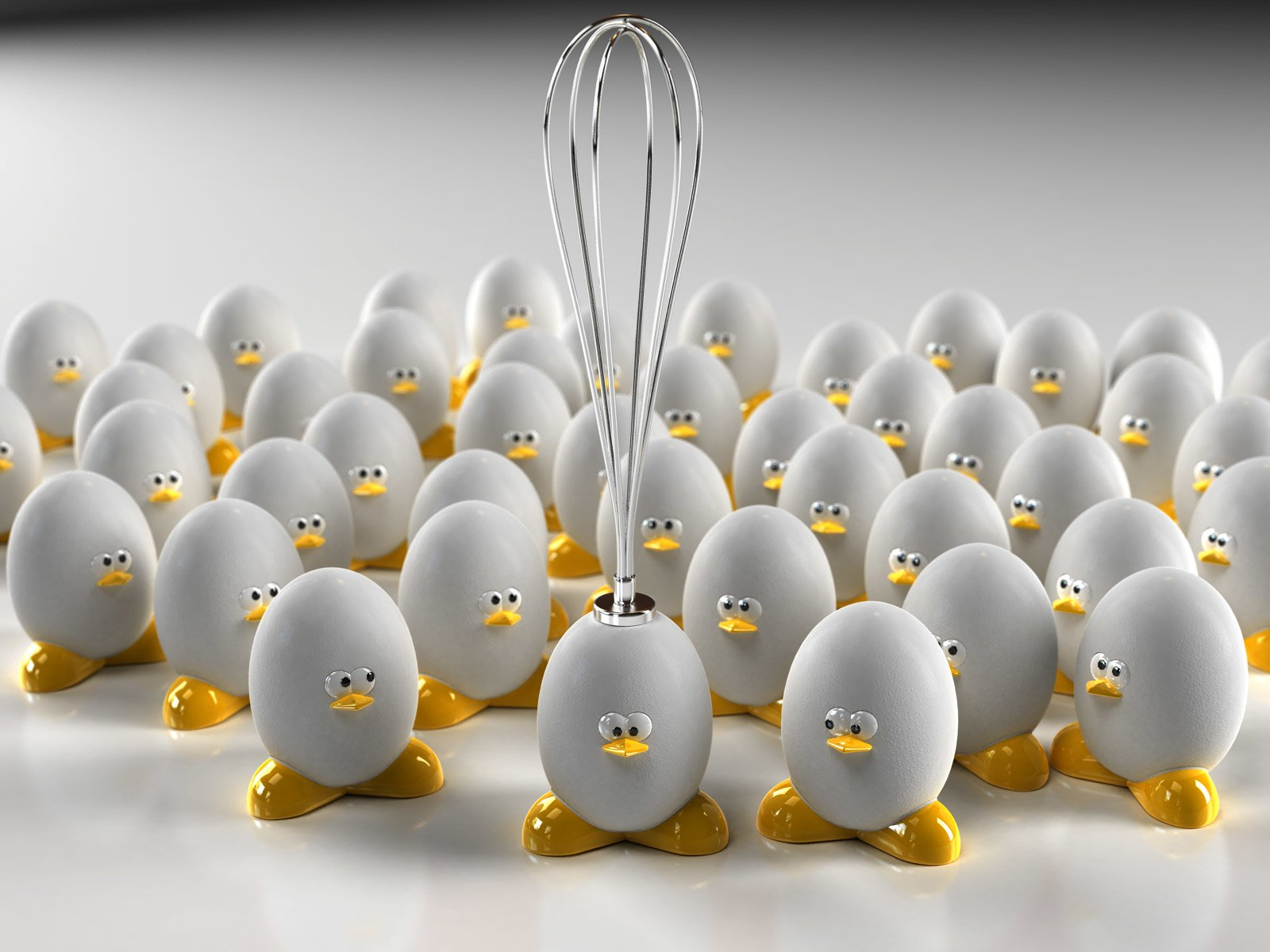 Alimento - Uova  Sfondo