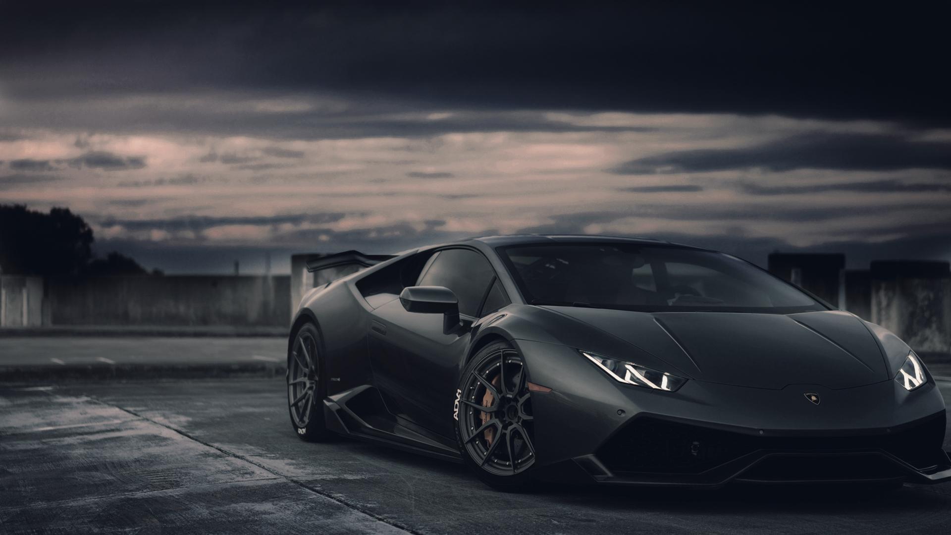 Lamborghini Huracan Fondo De Pantalla Hd Fondo De