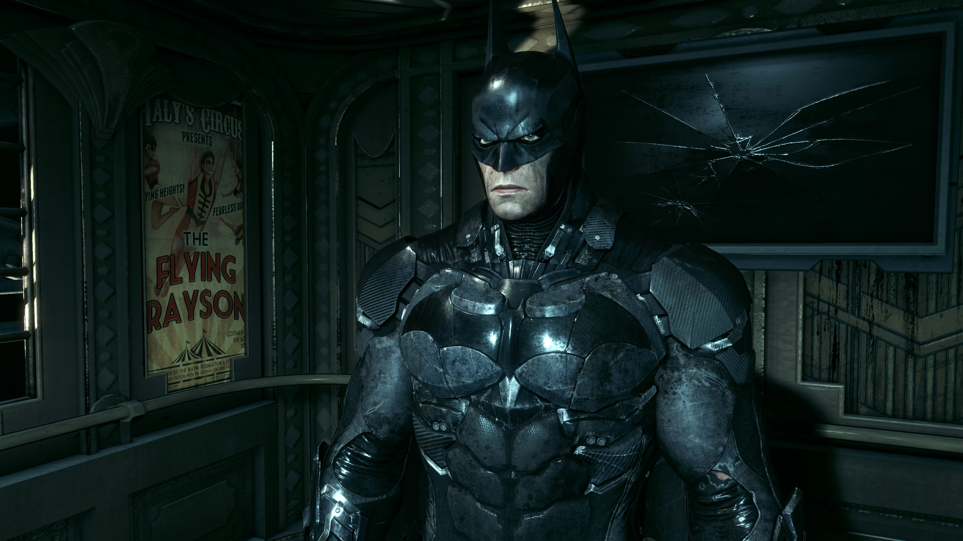 Batman Arkham Knight 4k Ultra Hd Wallpaper Background