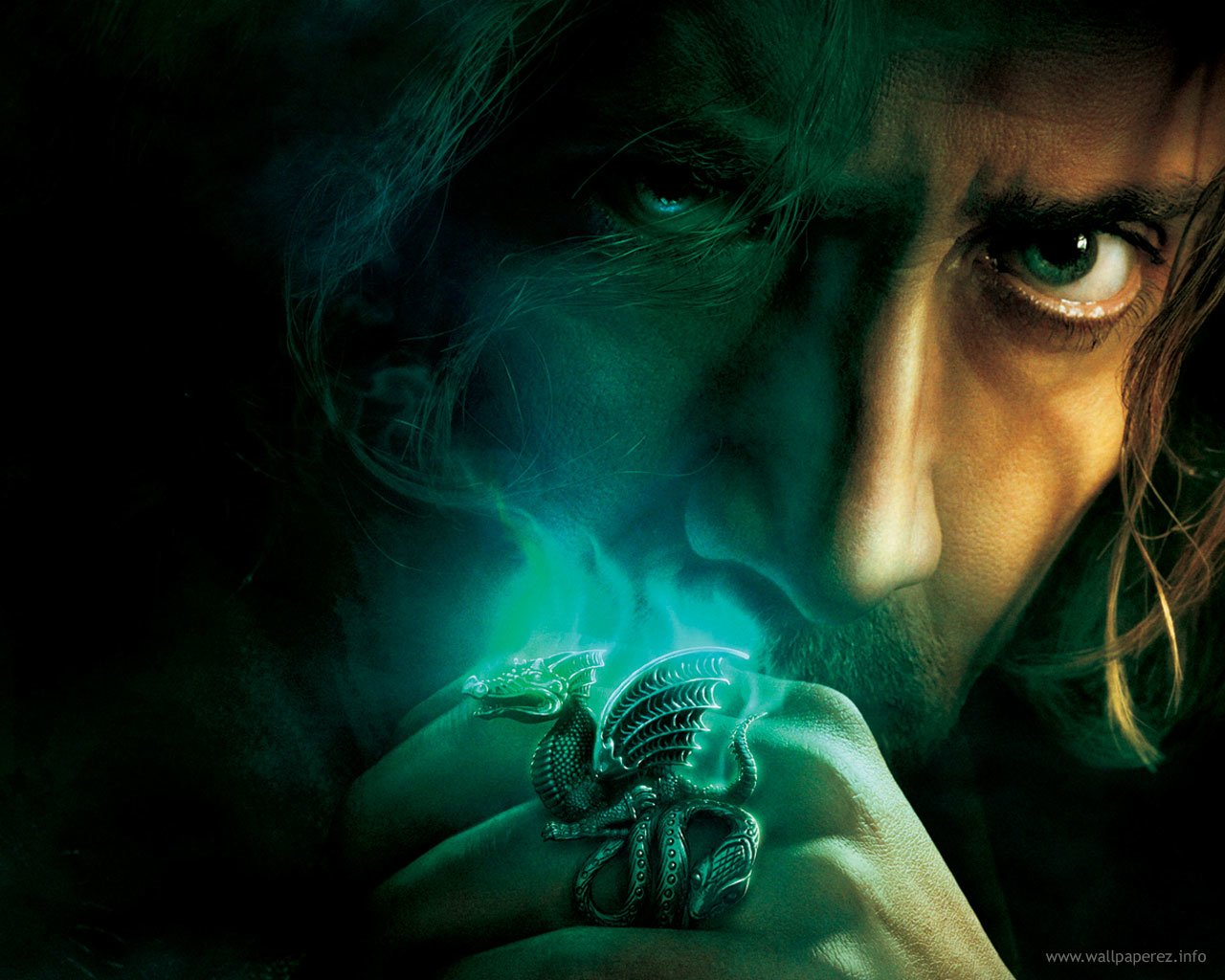 Films - The Sorcerer's Apprentice  Wallpaper