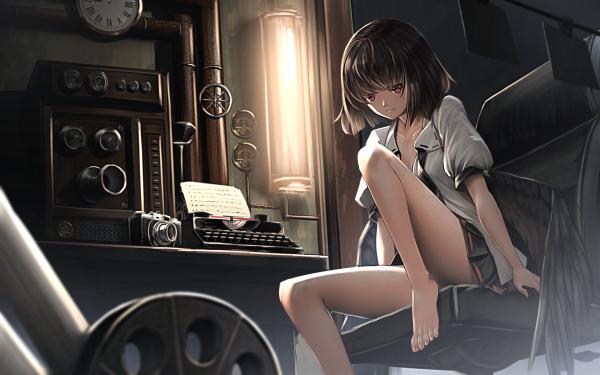 Anime Touhou Aya Shameimaru Fond d'écran HD | Image