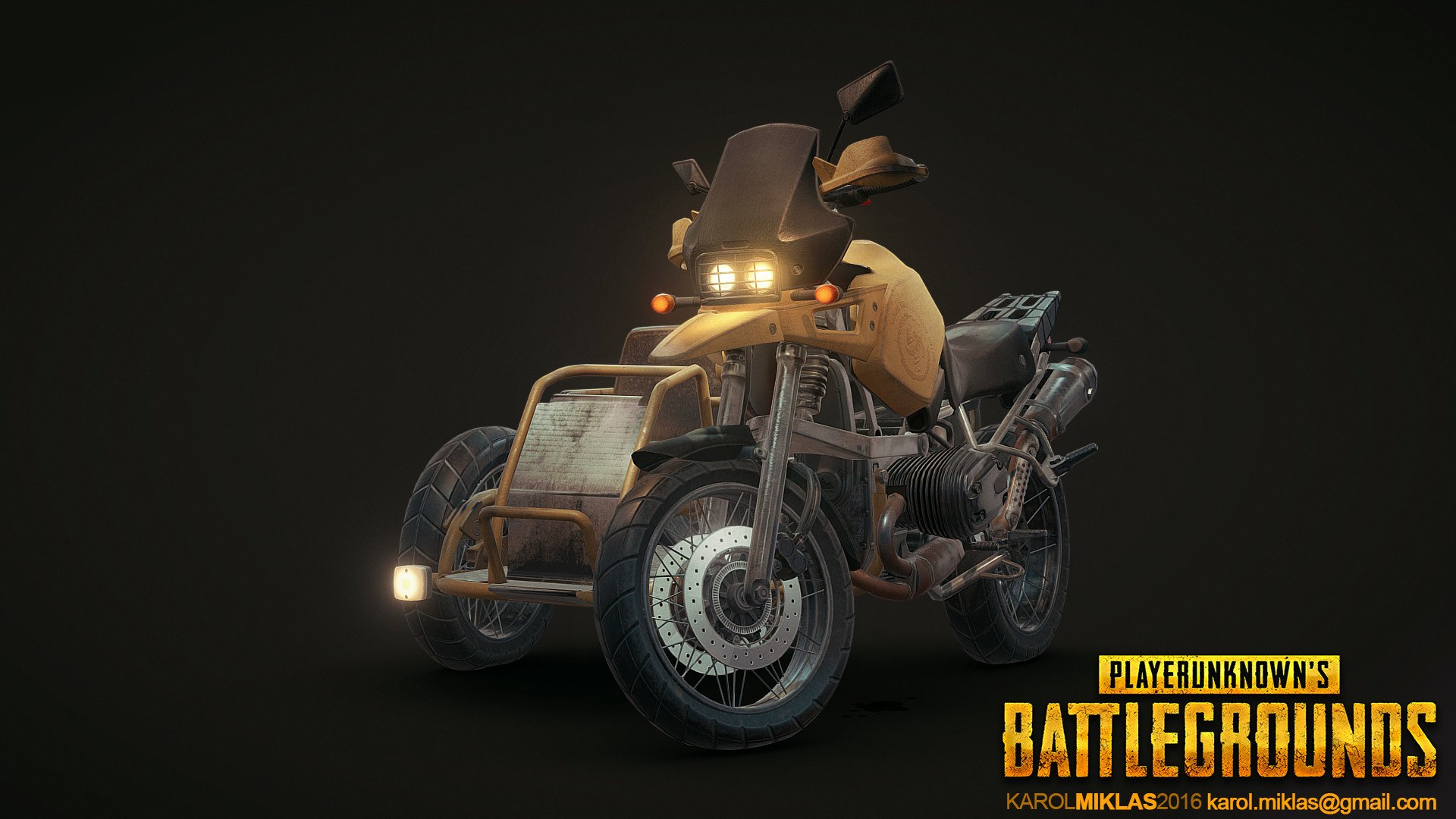 Wallpaper Playerunknown S Battlegrounds Pubg Mobile Game: PlayerUnknown's Battlegrounds HD Wallpaper