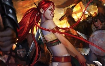 Video Game - Heavenly Sword Wallpapers and Backgrounds ID : 85546