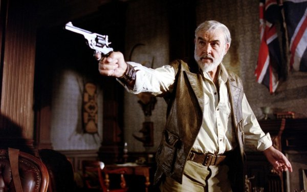 Movie The League Of Extraordinary Gentlemen Sean Connery HD Wallpaper | Background Image