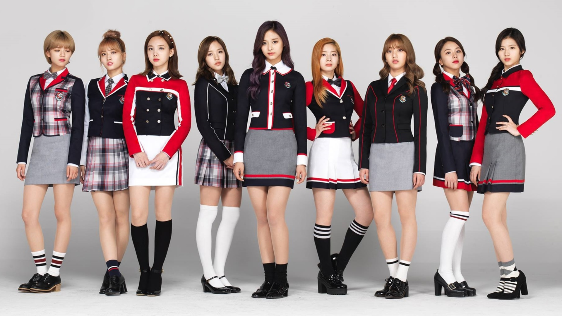 Twice Hd Wallpaper Background Image 1920x1080 Id 858064