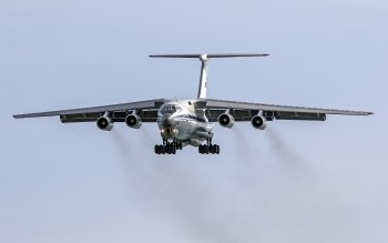 3 Ilyushin Il 76 Hd Wallpapers Background Images