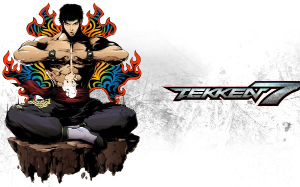 Video Game Tekken 7 Tekken Marshall Law HD Wallpaper | Background Image