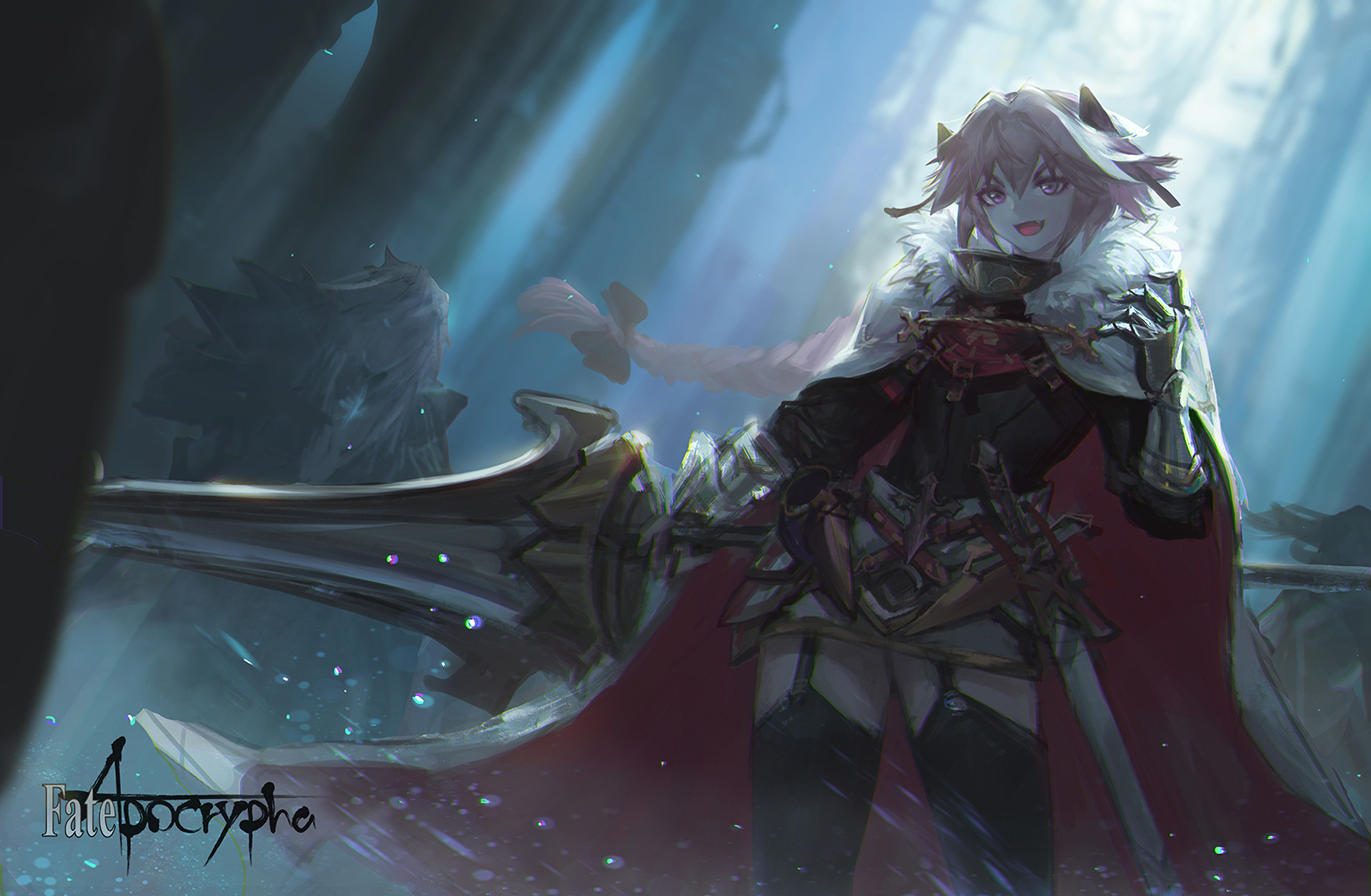 59 Astolfo Fate Apocrypha Hd Wallpapers Background Images Wallpaper Abyss