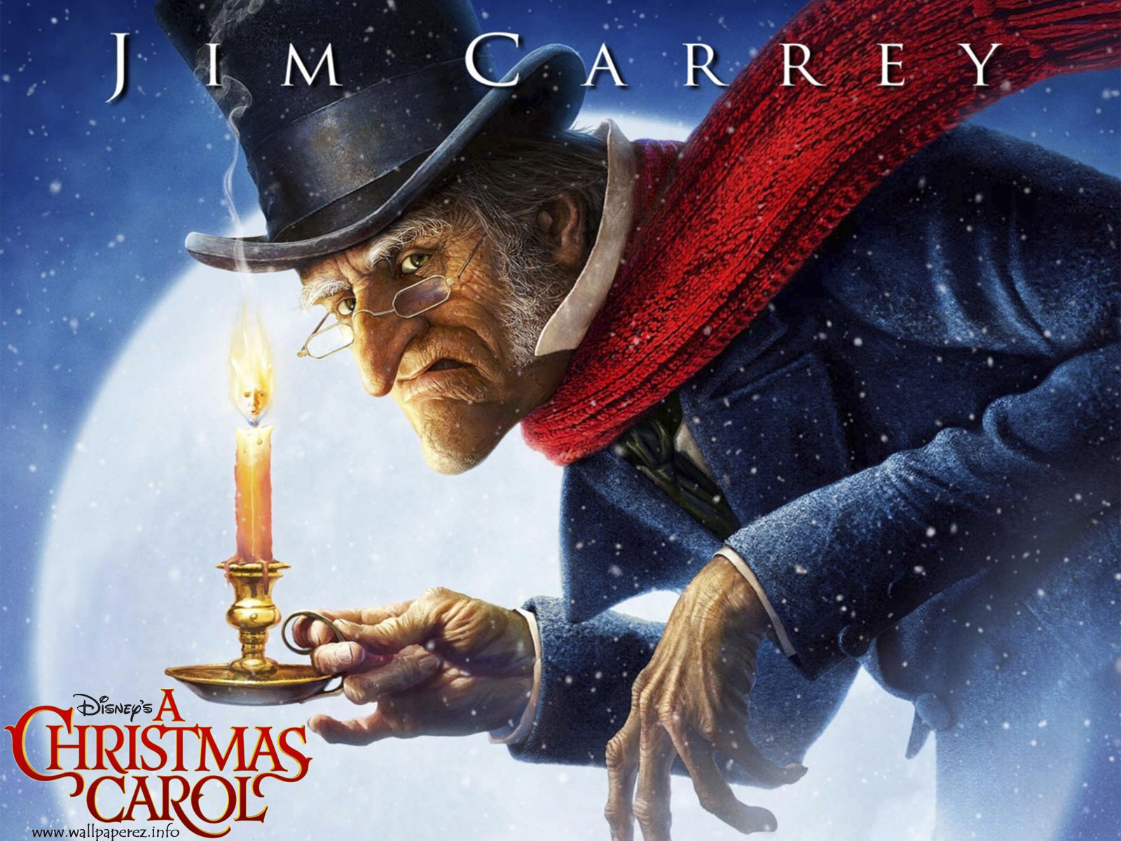 A Christmas Carol 2009 Wallpaper And Background Image 1600x1200 Id 86308 Wallpaper Abyss