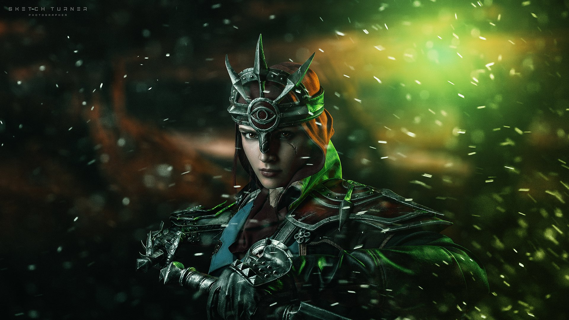Women - Cosplay  Dragon Age: Inquisition Wallpaper