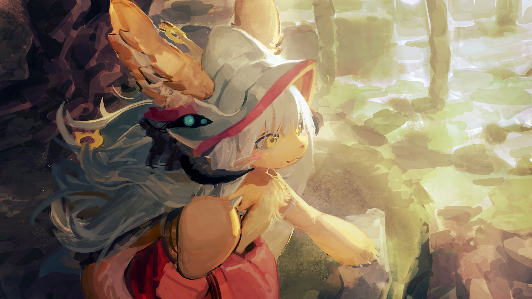 23 Nanachi Made In Abyss Hd Wallpapers Background Images