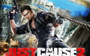 Videojuego - Just Cause 2 Wallpapers and Backgrounds ID : 86356