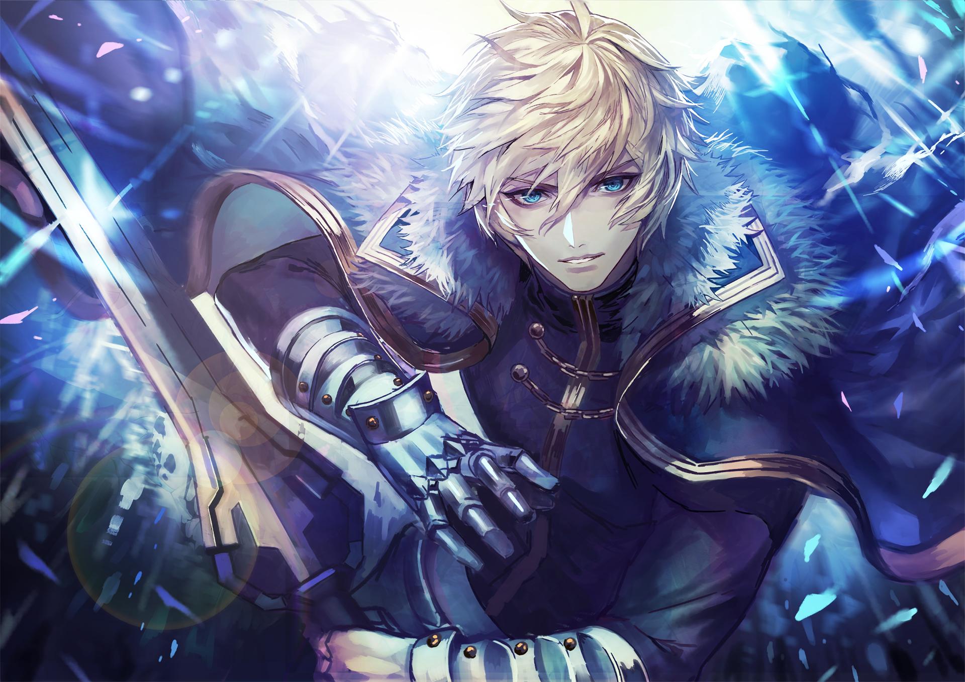 Anime - Fate/Grand Order  Gawain (Fate/Grand Order) Wallpaper