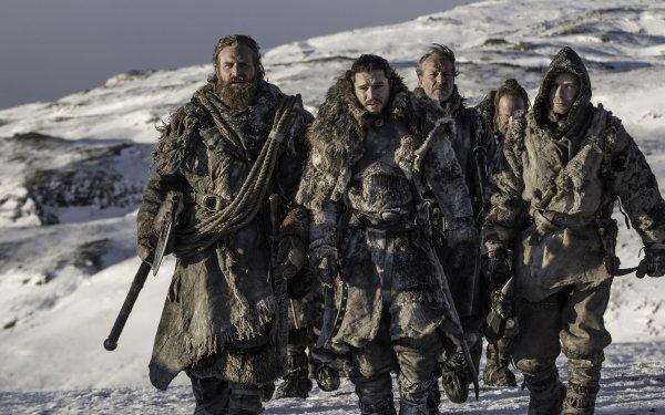 TV Show Game Of Thrones Tormund Giantsbane Kristofer Hivju Jon Snow Kit Harington Jorah Mormont Iain Glen Thoros of Myr Gendry Joe Dempsie HD Wallpaper | Background Image