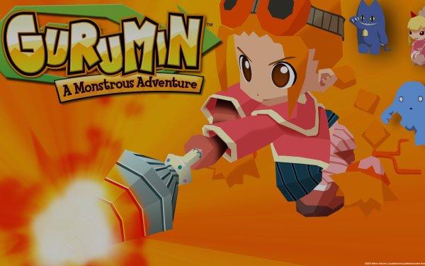 Video Game Gurumin: A Monstrous Adventure HD Wallpaper | Background Image
