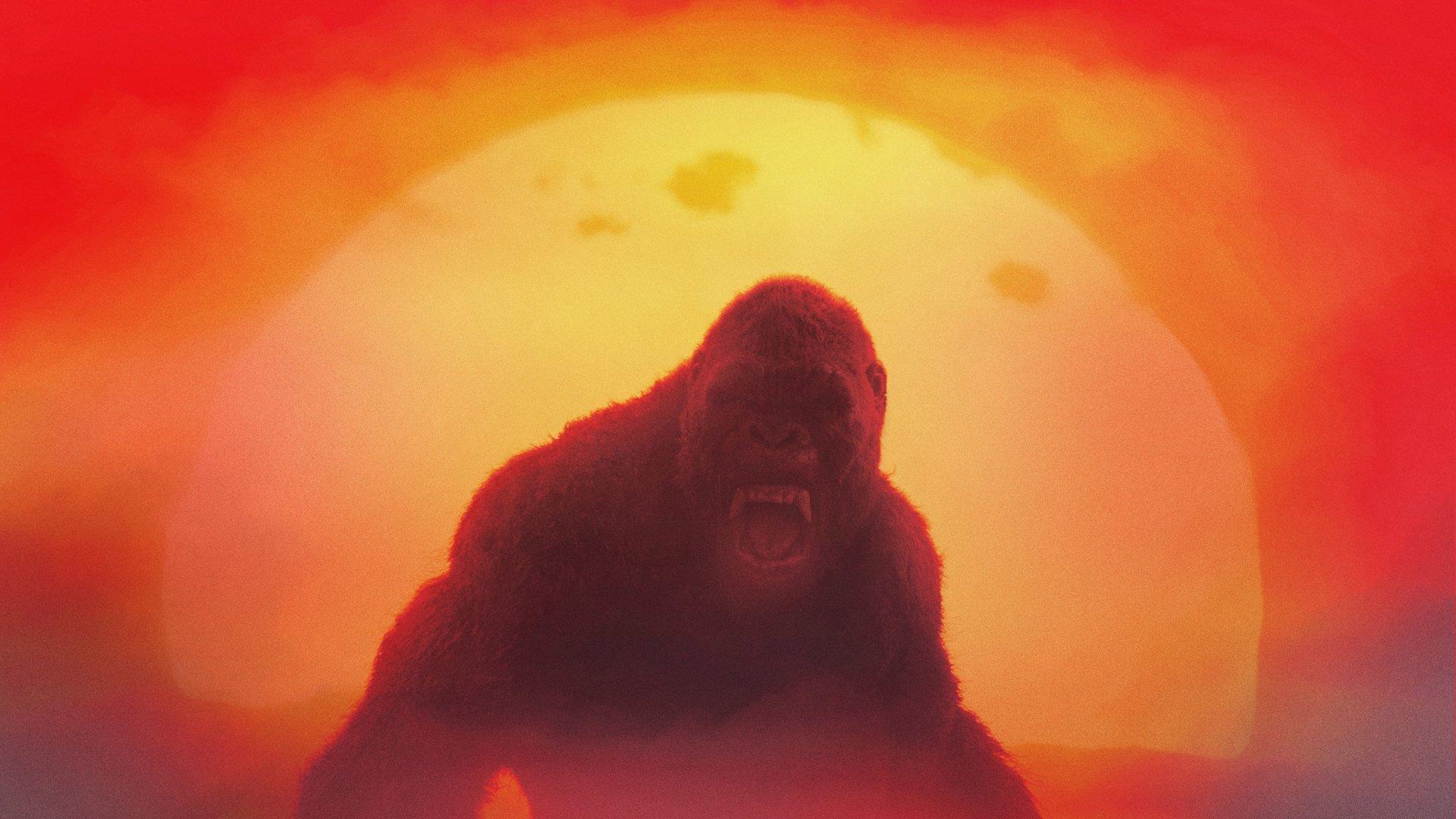 Movie - Kong: Skull Island  Wallpaper